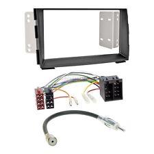 Kia Venga à partir de 09 2-DIN radio voiture Set d'installation Câble adaptateur