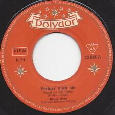 Danny Mann - Verlass mich nie - Forget me Not Germany 1959 - Polydor 23860