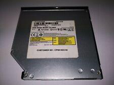 Fujitsu DVD/CD RW Brenner Laufwerk SATA TS-U633 für Fujitsu S760 Blende