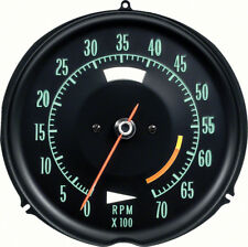 1968-71 Corvette Tach 6000 Red Line