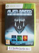 ELDORADODUJEU >>> ALIEN BREED TRILOGY Pour XBOX 360 VF CD COMME NEUF