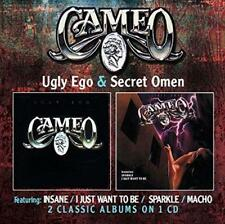 Cameo - Ugly Ego And Secret Omen (NEW CD)