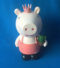 Peppa Pig Style Princess Money Box Figures 20cms ~ Brand New and Boxed