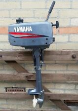 2HP Yamaha or Mariner Outboard Motor SPARK PLUG - Wrecking This Outboard.