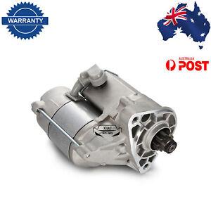 Starter Motor Fits Toyota Hilux & Hiace 2.7L 3RZ & 2.4L 2RZ Petrol 89-06 AU New