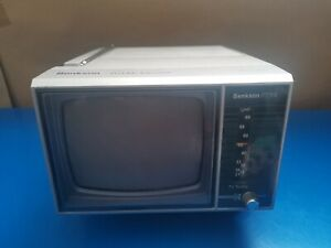 Benkson Portable TV Television PTV5 UNTESTED For parts or PROP