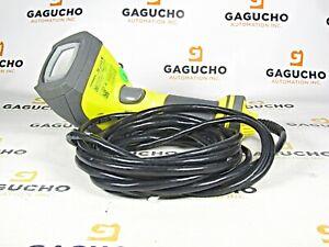 Cognex DM8500 825-0137-1R H DataMan 8500 Series Reader  w/ cable