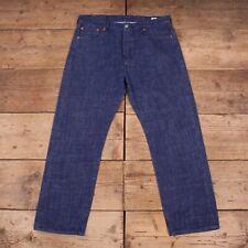 "Mens Vintage Levis Red Tab 501 White Oak Cone Denim Jeans 38"" x 31"" R14090"