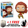 FUNKO POP MARVEL DARK PHOENIX VINYL FIGURE  + FREE POP PROTECTOR
