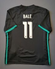 Bale Real Madrid Jersey 2017 2018 Away 11-12 y Youth Football Adidas ig93