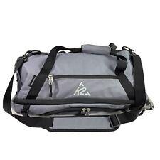 K2 Momentum Unisex Gray Shoulder Duffel Winter Ski Duffel Bag
