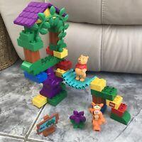 Lego Duplo 2990 Winnie The Pooh Duplo Tigger's Treehouse - Very Rare - Year 2000