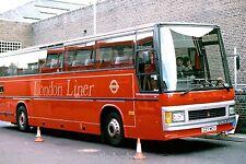London Transport London Liner DD7 C27MCX 6x4 Bus Photo Ref L117