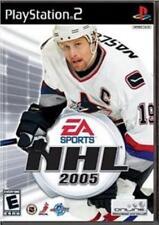 PlayStation2 NHL 2005 VideoGames