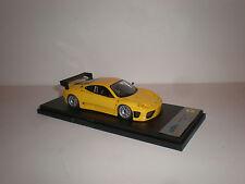 1/43 BBR FERRARI 360 GTC yellow / BG251
