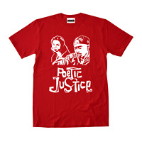 Poetic Justice 2Pac T-Shirt To Match Retro Jordans 11 Win Like 96 Gym Red