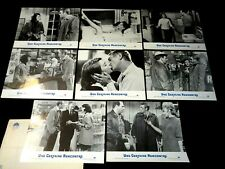 steve mcqueen UNE CERTAINE RENCONTRE !  jeu photos cinema lobby card  1963