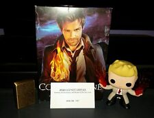 John Constantine Business Card from the TV series (Based on Hellblazer)