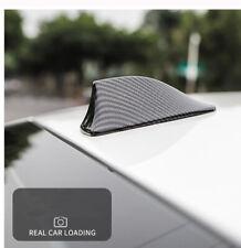 Car Antenna Repair Shark Fin Aerial Carbon Fiber For Volkswagen Golf Polo Tiguan