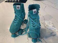 Intentionally Blank Turquoise Skates (39)