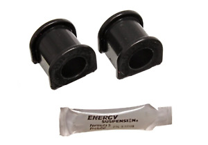Energy Suspension 96-00 for Honda Civic/CRX Black 22mm Front Sway Bar Bushings (