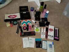 Lot Of Makeup Tarte Lancome Eye Shadows, Kylie Jenner, Elizabeth Arden, Ish, Etc