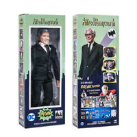 Batman Classic TV Series Boxed 8 Inch Action Figures: Alfred Pennyworth