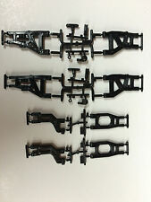 Tamiya Super Fighter D & E Parts - Upper &Lower Suspension Arms 0004254 0004255
