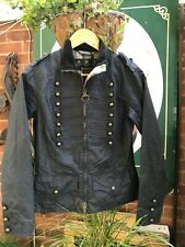 Barbour  ANTIQUE BRIGADE Military Cavalry jacket ladies size 10