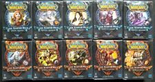 New Sealed Spring 2013 Class Starter Deck Set of ALL 10 World Warcraft WoW TCG