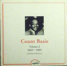 CD Count Basie - Volumen 2 , 1930-1932 , COMPLETA Edition