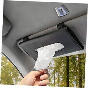 car Tissue Holder, mask Holder for car, Tissue Holder for car, Car Visor Black