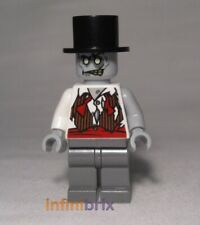 Lego Zombie Groom Minifigure from set 9465 Monster Fighters NEW mof011