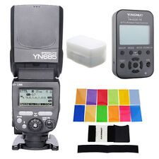 NEW YONGNUO YN-685 HSS TTL Speedlite Flash Build in Receiver with YN-622C-TX