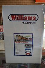Williams by Bachmann 00304 Norfolk & Western Blue Ridge Hauler Train Set - NIB