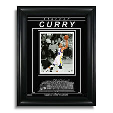 Stephen Curry Golden State Warriors Engraved 8x10 Photo - Action Spotlight