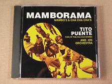 MAMBORAMA Tito Puente TICO Records 1959 TRLP-101 CD 1999