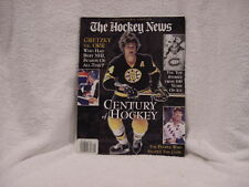 RARE 2000 The Hockey News Century of Hockey Pub, Bobby Orr, Boston Bruins, NMMT!