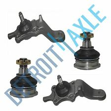 New 4pc Front Suspension Upper and Lower Ball Joint Set 2000 - 2002 Toyota Truck
