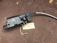 FORD MONDEO MK4 NSF PASSENGER FRONT INNER DOOR HANDLE AND LOCK