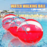 1.5M/1.8M/2M Walk Water Ball Walking Zorb Roll Dance Inflatable Tizip Zipper