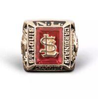 1968 NATIONAL LEAGUE CHAMPIONS REPLICA RING sga cardinals ST LOUIS promo 2018