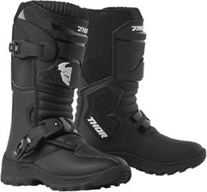 Thor Mini Blitz XP Boots Size 13 Black