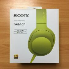 SONY MDR-100A Y h.ear on Headphones Hi-Res Sealed Folding Type w/ Tracking