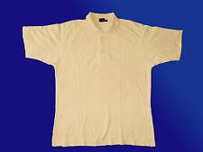 Señores de tiempo libre camisa polo camisa camiseta polo T. - shirt talla L V. Monte Carlo Mode amarillo