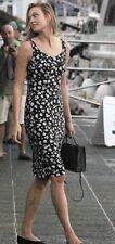 $2,595 SEXY! Dolce & Gabbana Runway Mini Floral Sheath Dress IT 38 U.S 2