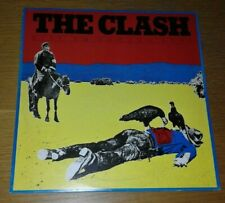 THE CLASH  - GIVE EM ENOUGH ROPE - CBS 82431