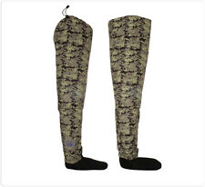 SIZE XL CHOTA CAMO HIPPIES BREATHEABLE STOCKINGFOOT CONVERTIBLE HIP WADER & SOCK