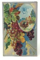 Best Happy Thanksgiving Wishes Turkey Holiday Posted Written On Postcard E574