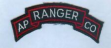 ARMY SROTC:   AUSTIN PEAY UNIVERSITY, CLARKSVILLE, TN ... RANGER COMPANY TAB